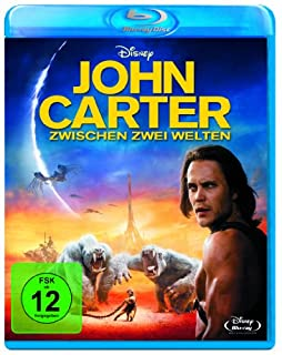 John Carter - Zwischen 2 Welten [Blu-ray] (B007ERYPPI) | Amazon price tracker / tracking, Amazon price history charts, Amazon price watches, Amazon price drop alerts