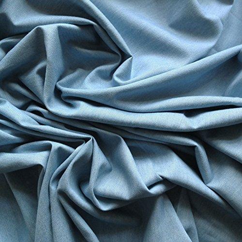 licht-pastell-blau-100-baumwolle-denim-stoff-gewicht-113-g-4-oz-waschen-finish-ahnlich-chambray-mete