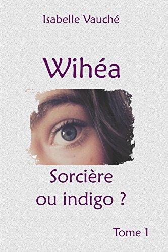 Wihea Sorcière ou Indigo 1 - Isabelle Vauché 2016