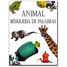Animal Busqueda De Palabras