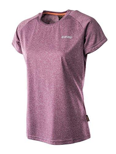 Preisvergleich Produktbild IQ Damen Lady Tabah T-Shirt,  Amaranth,  M