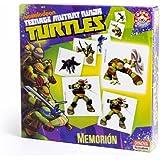 Nickelodeon - Tortugas Ninja, memorión (Dinova D0560001)