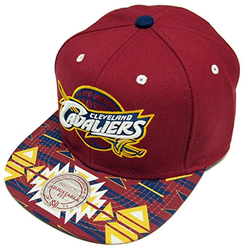 Mitchell & Ness Gtech Cleveland Cavaliers Snapback Cap EU250 Special limited Exclusive Edition Basecap