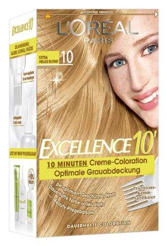 loral-paris-excellence-10-creme-coloration-extra-helles-blond
