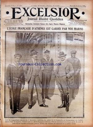 EXCELSIOR [No 2262] du 24/01/1917