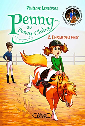 Penny au poney-club - tome 2 L'indomptable poney