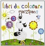 Marzipan. Libro da colorare. Ediz. illustrata: 1