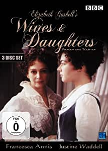 Elizabeth Gaskell's Wives and Daughters (3 Disc Set)