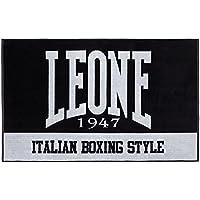León 1947Ac916Toalla de Gimnasio, Color Negro, Talla única