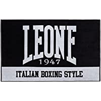 Leone 1947 León 1947Ac916Toalla de gimnasio, color negro, talla única