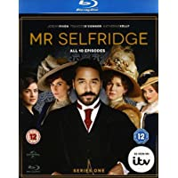 20337ba7999e Mr Selfridge - Series 1  Blu-ray   2013   Region Free . Actors   Jeremy  Piven ...
