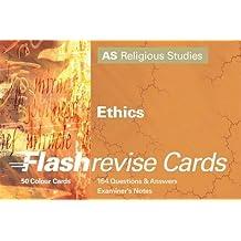AS Religious Studies: Ethics FlashRevise Cards