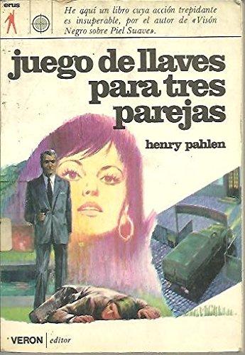JUEGO DE LLAVES PARA TRES PAREJAS.