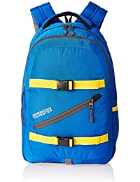 American Tourister 23 Lts Blue Laptop Backpack (ZAP 2016)