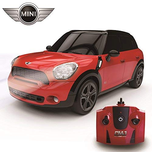 Cmj Rc Cars ™ Mini Cooper Countryman All4 S Oficial Autorizado Mando a  Distancia Coche para c9d12766259
