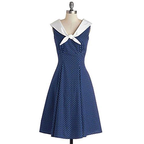 dabag-charmant-y-retro-pura-punto-de-color-azul-marino-cuello-50s-vestido-delgado-corta-grandes-rock