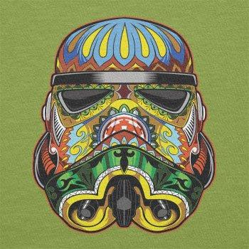TEXLAB - Art Trooper - Damen T-Shirt Kiwi