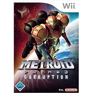 Metroid Prime 3 – Corruption