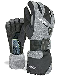 Level Half Pipe Guantes de Gore-Tex gris antracita Talla:8.5/ML