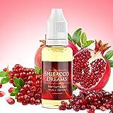 DOOBACCO Liquid Aroma Konzentrat - Liquids für E Zigarette Und Shisha e-Liquid Vape Ohne Nikotin - 10ml Flasche - Granatäpfel Indonesien Geschmack