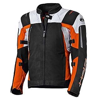 Held Antaris Motorrad Sportjacke, Farbe schwarz-orange, Größe L