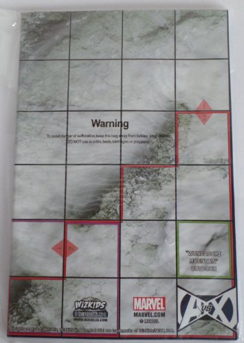 Marvel HeroClix: Avengers vs. X-Men AvX Wundagore Mountain / Savage Land Map OP Kit