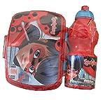 Miraculous Ladybug Brotdose und Trinkflasche Set