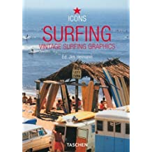 Surfing: Vintage Surfing Graphics (Icons) (2004-07-01)