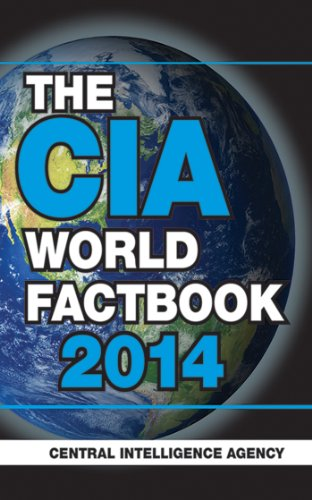 The CIA World Factbook 2013 por Central Intelligence Agency