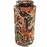 Juego de 2–Bolsa estanca impermeable compresión 15L bolsa de almacenamiento impermeable (Plein Air