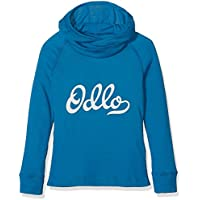 Odlo Kinder Shirt L/S with Facemask Warm Kids Ski-unterhemd