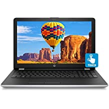 "2018 Newest HP Premium 15.6"" HD Touchscreen Laptop, Intel Core I7-7500U Up To 3.50GHz, 8GB DDR4, 1TB HDD, DVD-RW, 802.11ac, Bluetooth, Webcam, USB 3.1, HDMI, Windows 10"
