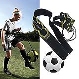 Rechoo élastique Kick Solo Soccer Trainer, meilleurs assistance d'entraînement pour entraîneur de football