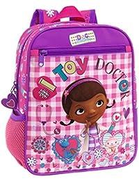 Doctora Juguetes 4472151 Doc Toy Mochila Infantil, 6.44 Litros, Color Rosa