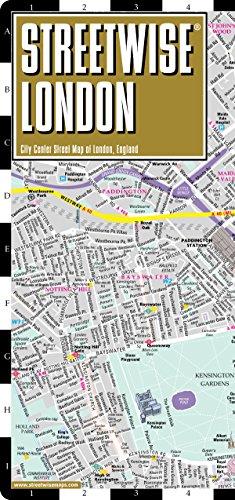 Streetwise London. : Centre city