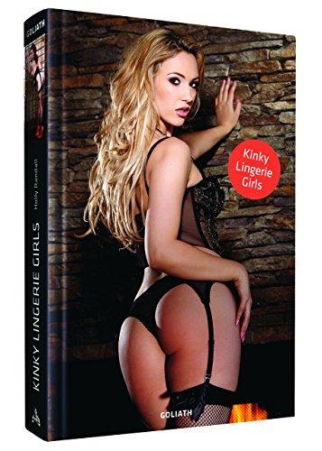 Descargar Libro Kinky Lingerie Girls: sexy super models de Holly Randall