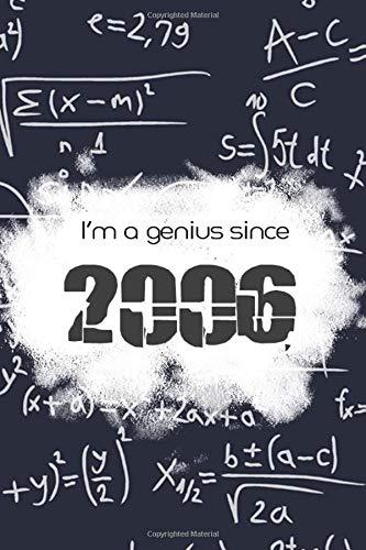 I'm a genius since 2006 : Maths