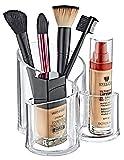 Furany Kosmetik Organizer für Schminke und Make up aus Kunstoff, Make up aufbewahrung