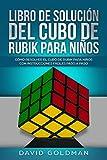 Best Libros de los niños de Navidad - Libro de Solución del Cubo de Rubik para Review