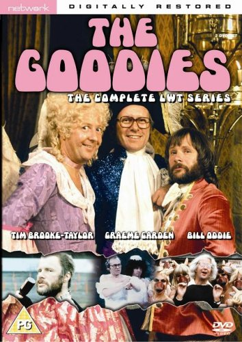 the-goodies-the-complete-lwt-series-uk-import