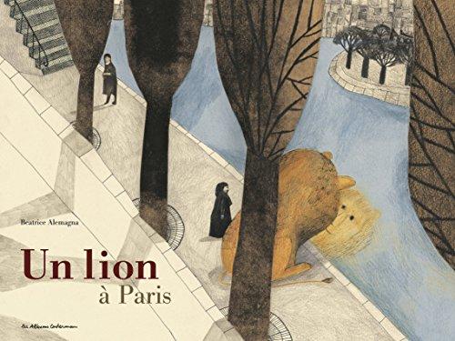 Un lion  Paris