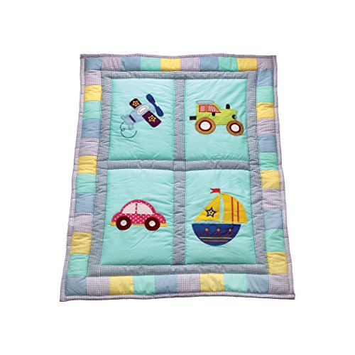 Small Wonder Baby Quilt/Comforter (TRANSPORT)