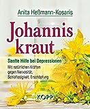 Johanniskraut: Sanfte Hilfe bei Depressionen - Mit natürlichen Kräften gegen Nervosität, Schlaflosigkeit, Erschöpfung