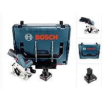 Bosch GKS 12V-26 Professional con batteria, sega circolare con L-Boxx + 1batteria GBA da 12V e 4,0Ah