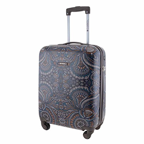 Spinner 4 ruedas cabina Suite de Gabol Talla: U Color: MARRON