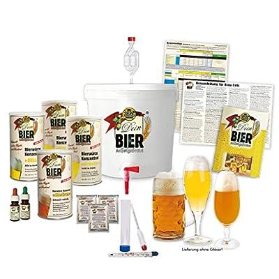 Das Bier! »Dein-Bier-Baukasten« komplett - Das komplette Bier-Brauset
