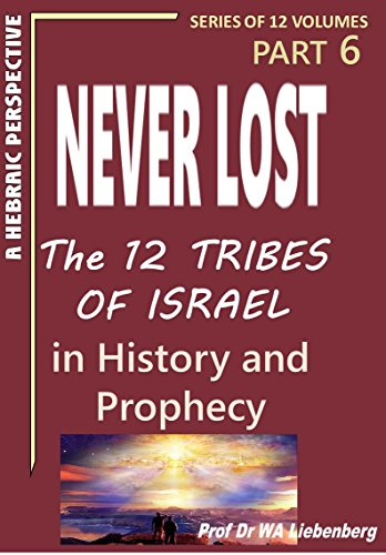 Never Lost: The Twelve Tribes of Israel: Mysteries in Myths, Legends and Folktales! Book 6 (English Edition)