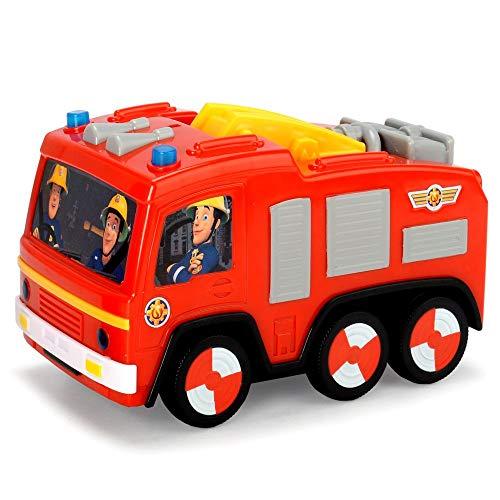 RC Auto kaufen Feuerwehr Bild 2: Feuerwehrmann Sam - IRC Auto Feuerwehrauto Jupiter Infrarotgesteuert & Licht*