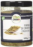 Cibocrudo Farina di Canapa Cruda -  500 gr