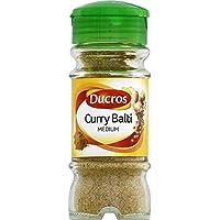 Ducros Curry Balti Medium Le flacon de 39g - Prix Unitaire - Livraison Gratuit Sous 3 Jours
